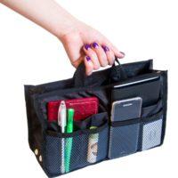 Органайзер для сумки ORGANIZE - Цвет черный
