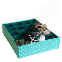 Органайзер для трусиков/носочков на 20 ячеек - расцветка Мохито