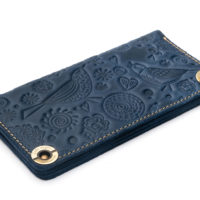 Wallet-Gato-Negro-Birds-Blue-4