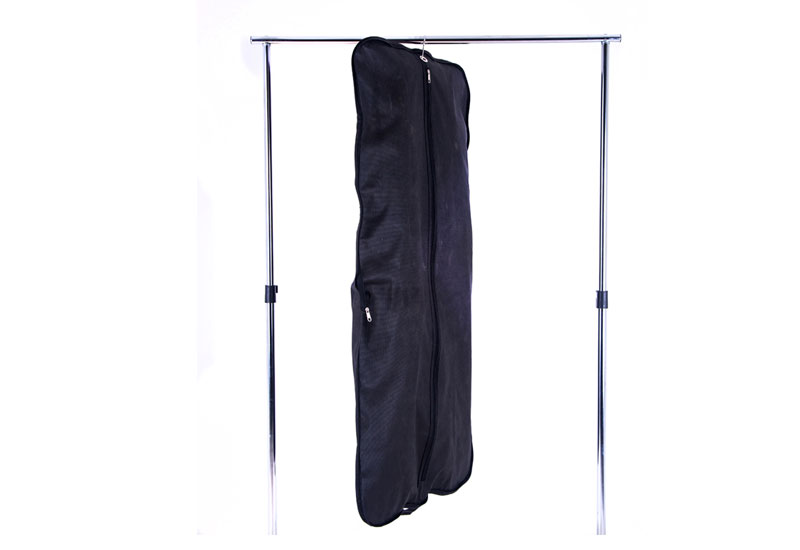 Чехол/кофр для одежды с ручками 60*130 см - Цвет черный