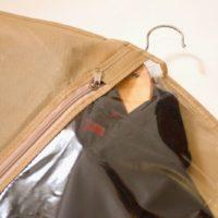 Чехол/кофр для одежды 60*150 см - Цвет бежевый