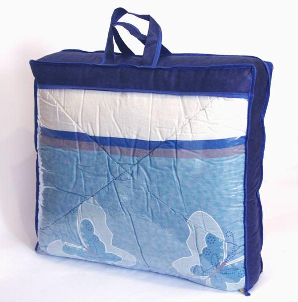 Сумка для хранения вещей\сумка для одеяла XS - Цвет синий