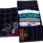 Комплект органайзеров из 3 шт - Цвет джинс