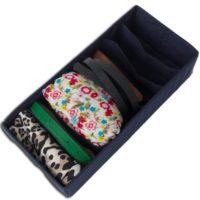 Коробочка для носочков/колгот/ремней - Цвет джинс