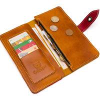 Wallet-Gato-Negro-Retro-Orange-Red-2