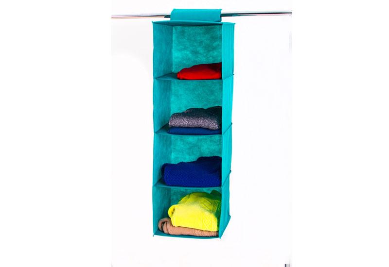 Подвесной модуль в шкаф для вещей без ящика L - Цвет лазурь HP-L