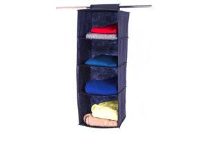 Подвесной модуль в шкаф для вещей без ящика L - Цвет синий