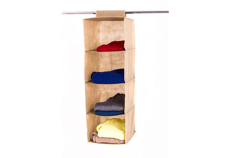 Подвесной модуль в шкаф для вещей без ящика L - Цвет бежевый HP-\
