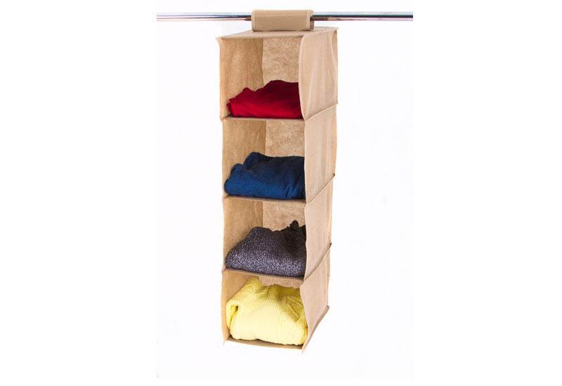 Подвесной модуль в шкаф для вещей без ящика M - Цвет бежевый