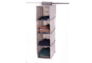 Подвесной модуль в шкаф для вещей без ящика M - Цвет серый
