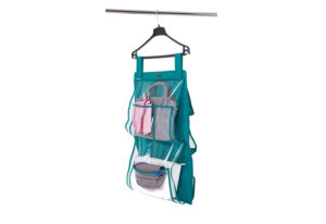 Подвесной органайзер для хранения сумок Plus - Цвет лазурь