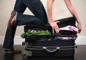 Как правильно собирать вещи в поездку