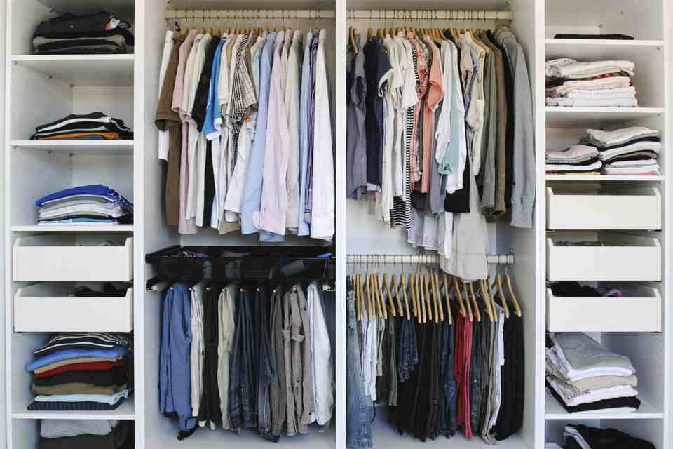 Лучшие идеи хранения одежды
