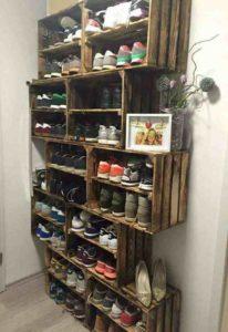 системы компактного хранения обуви