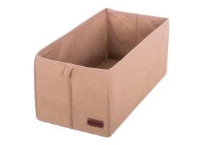 Ящик-органайзер для хранения вещей S — Цвет бежевый