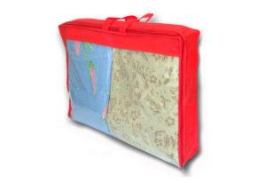 Сумка для хранения вещей/сумка для одеяла XS - Цвет красный